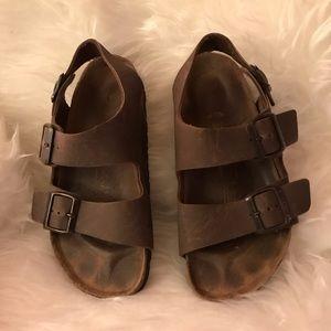 Classic Birkenstock Sandal
